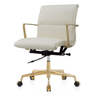 Perfect Italian Leather Office Chair