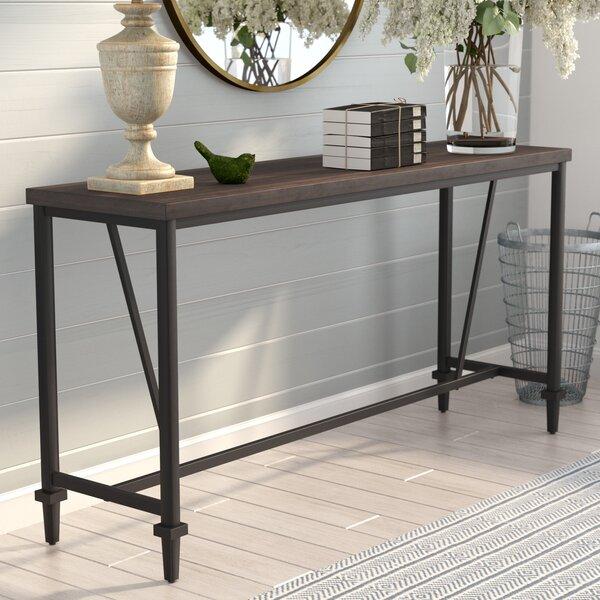 Kitchen Cabinet Warehouse Manassas Va: Gracie Oaks Mannington Console Table & Reviews