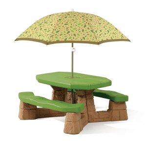 Naturally Playful Kids Picnic Table