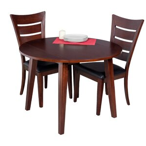 Caroline 3 Piece Dining Set by TTP Furnish