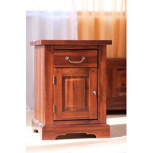 Nachttisch Siena mit 1 Schublade von Möbelkultura