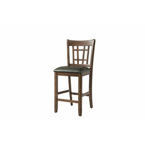 Evergreen Pub Dining Chair (Set of 2) by Alcott Hill