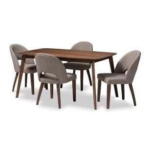Dall 5 Piece Dining Set