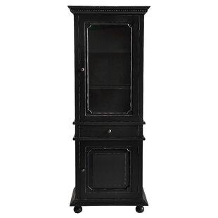Black China Cabinet Display Cabinets Youu0027ll Love | Wayfair