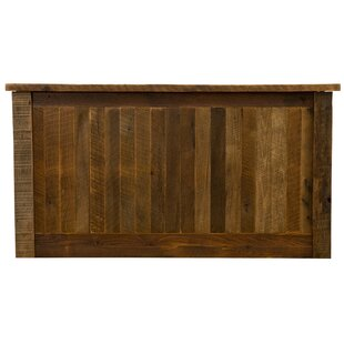 Reclaimed Barnwood Panel Headboard