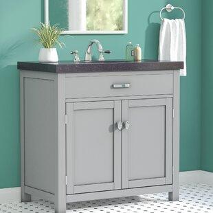 """Marielle 35"""" Single Bathroom Vanity Set"""