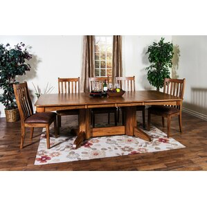 Fresno Extendable Dining Table by Loon Peak