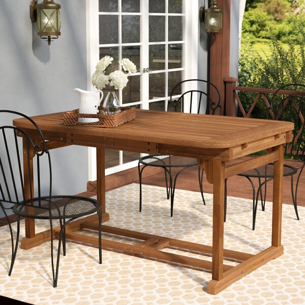 Darby Home Co Widmer Extendable Dining Table Amp Reviews