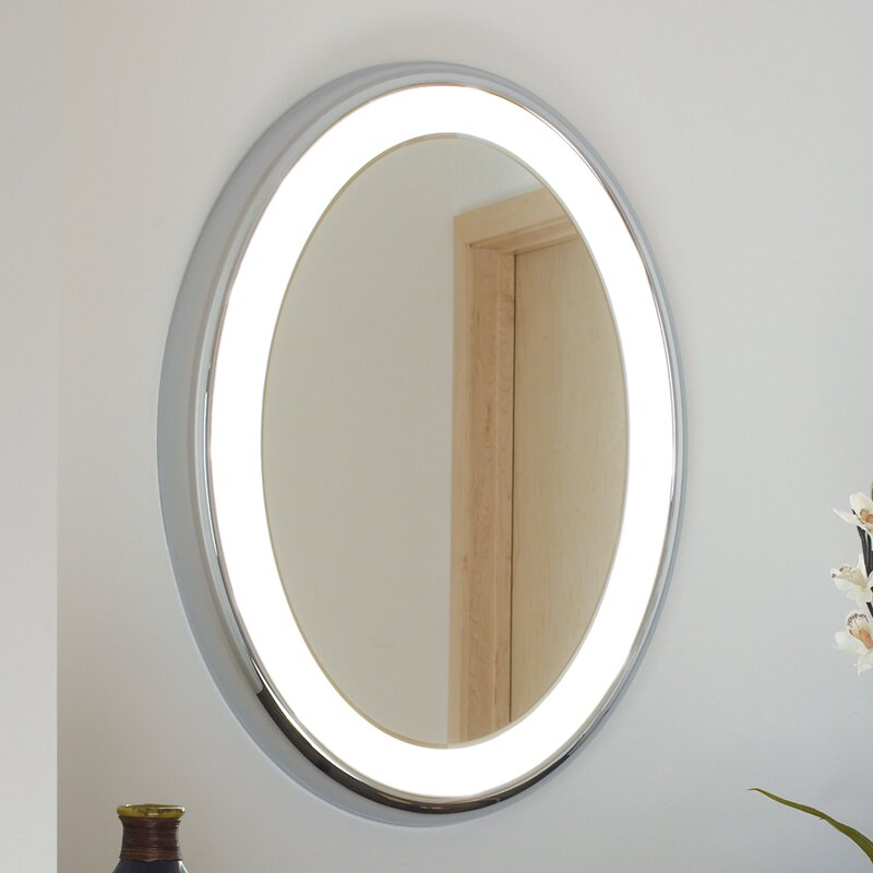 Next Tech Lighting: Tech Lighting Tigris Bathroom/Vanity Mirror