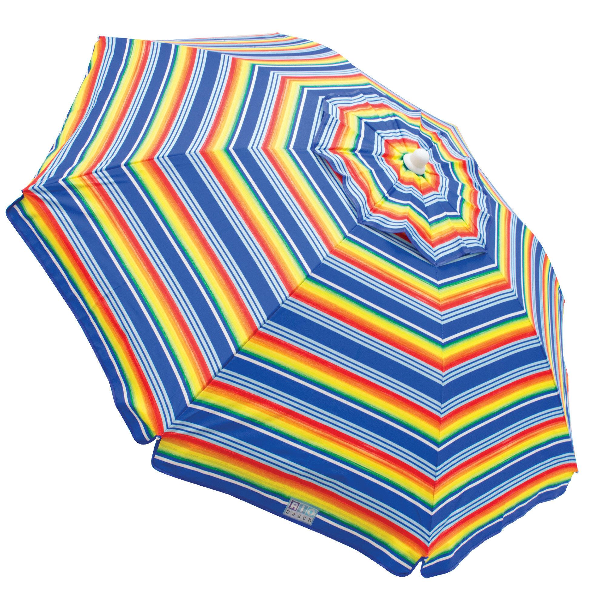 d7b938d83c 6 ft. Beach Umbrella