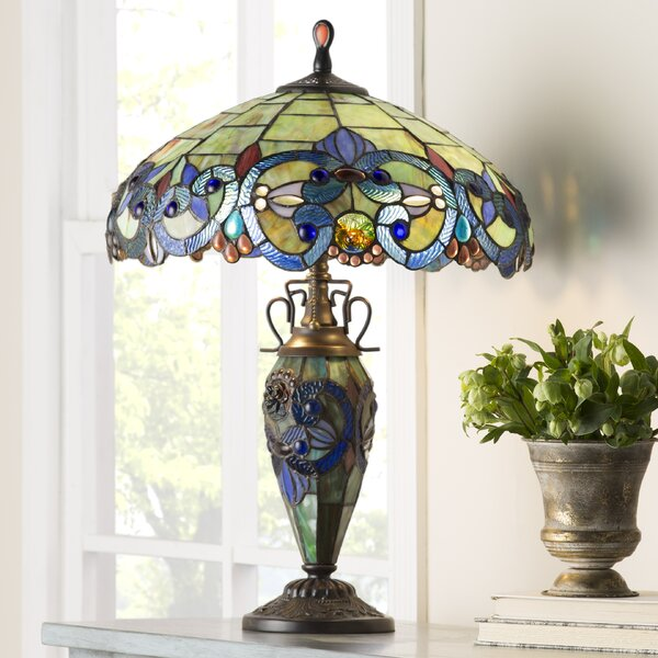 19b8fef17f5 Stained Glass Lamps