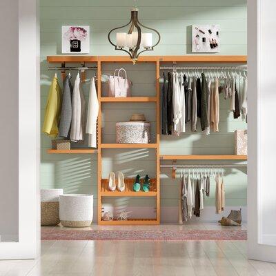 Closet Systems Amp Organizers You Ll Love Wayfair Ca