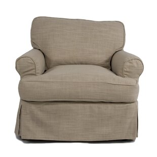 armchair covers. Maddy Slipcovered Armchair Covers