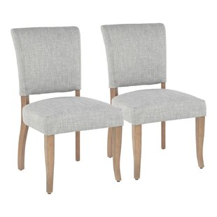 Spielman Upholstered Dining Chair (Set of 2)