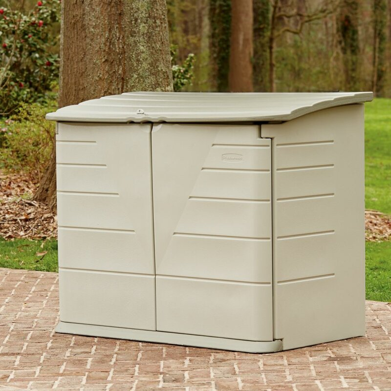 Garbage Can Fence Cover Up Waste Sorting Cabi Enclosures Trash