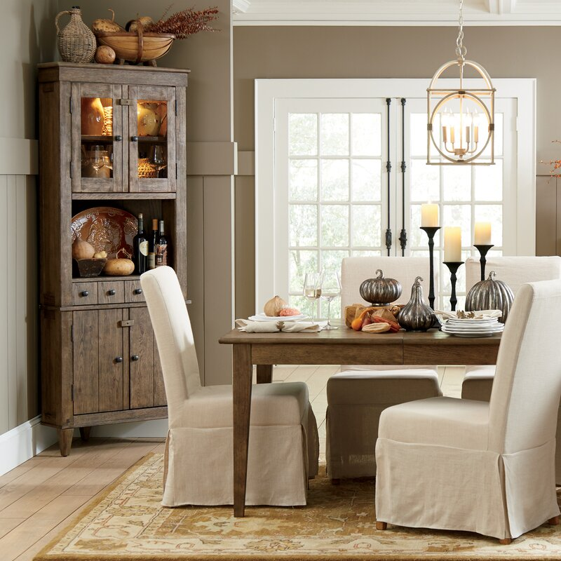 Derrickson Extending Dining Table