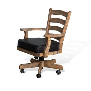 Waldron Arm Chair by Loon Peak
