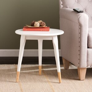 Judith End Table by Zipcod..