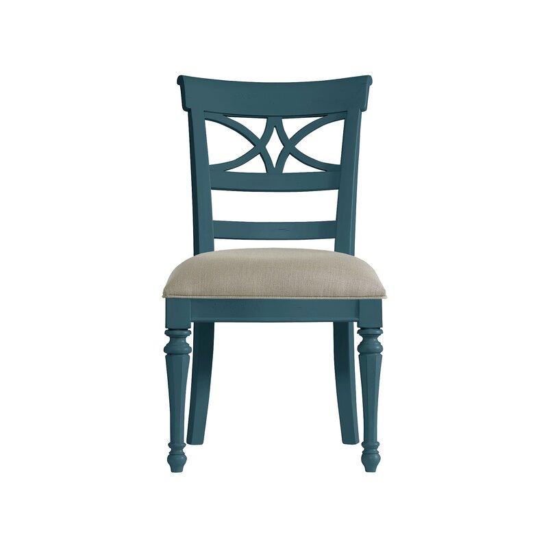 Coastal Living Retreat Sea Watch Solid Wood Dining Chair