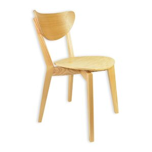 Ra Solid Wood Dining Chair by Zen Better Living