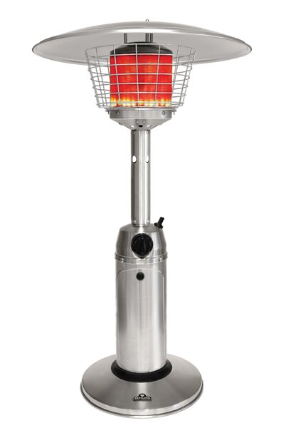 Napoleon Lifestyle Radiant 10 000 Btu Propane Tabletop Patio Heater Reviews Wayfair Ca