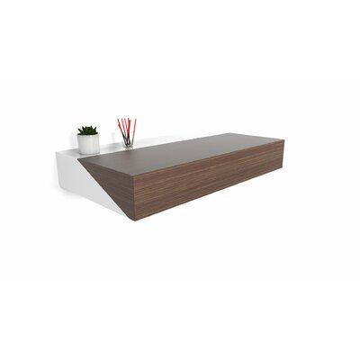 Modern Amp Contemporary Wall Mounted Desk Table Allmodern