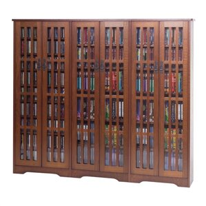 Jones Disc Cabinet by Andover Mills