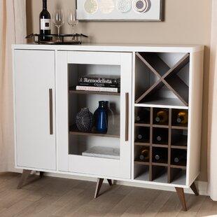 Masam Bar with Wine Storage