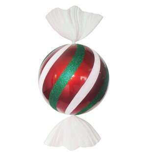 peppermint candy ornament by queens of christmas - Peppermint Candy Christmas Ornaments