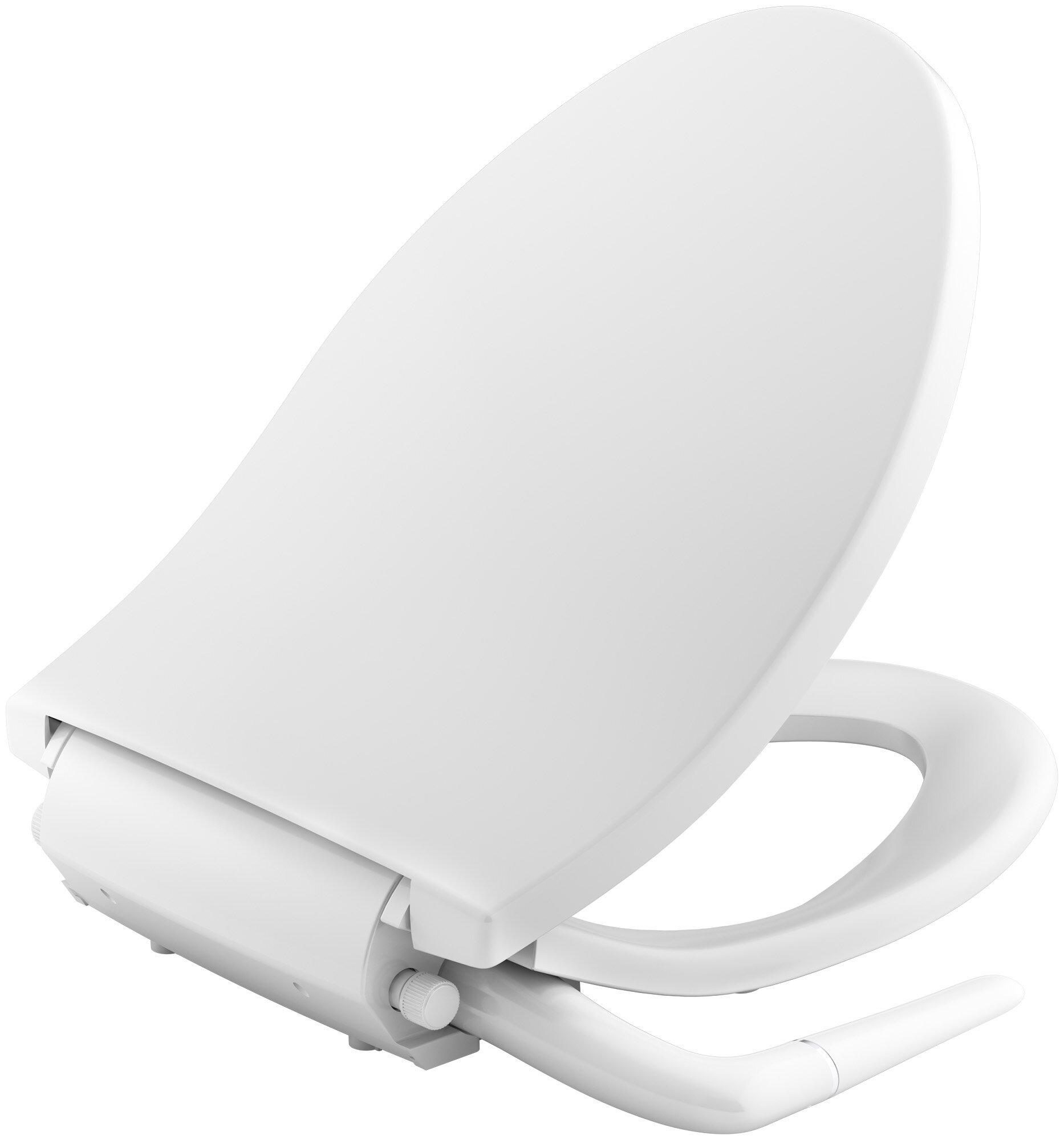 K-5724-0 Kohler Puretide Elongated Manual Bidet Seat & Reviews | Wayfair