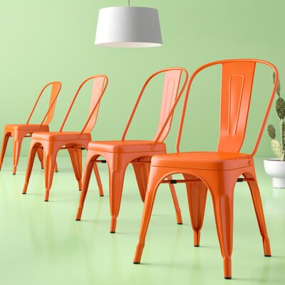 Orange Kitchen Amp Dining Chairs You Ll Love In 2019 Wayfair