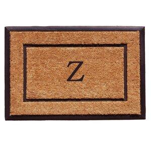 General Monogram Doormat