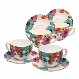 Teacups & Saucers You\'ll Love | Wayfair