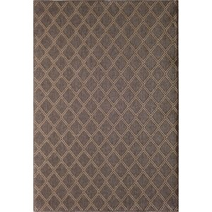 Annica Diamond Pebble/Natural Indoor/Outdoor Area Rug