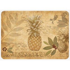 Jaidyn Pineapple Coast Kitchen Mat
