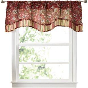 Perfect Floral Valances & Kitchen Curtains You'll Love   Wayfair DK09