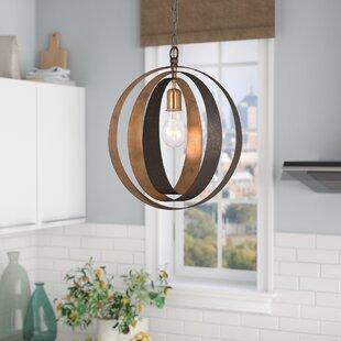 Mason 1 Light Pendant