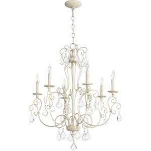 Ariel 6-Light Candle-Style Chandelier