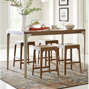 Hygge 5 Piece Pub Table Set