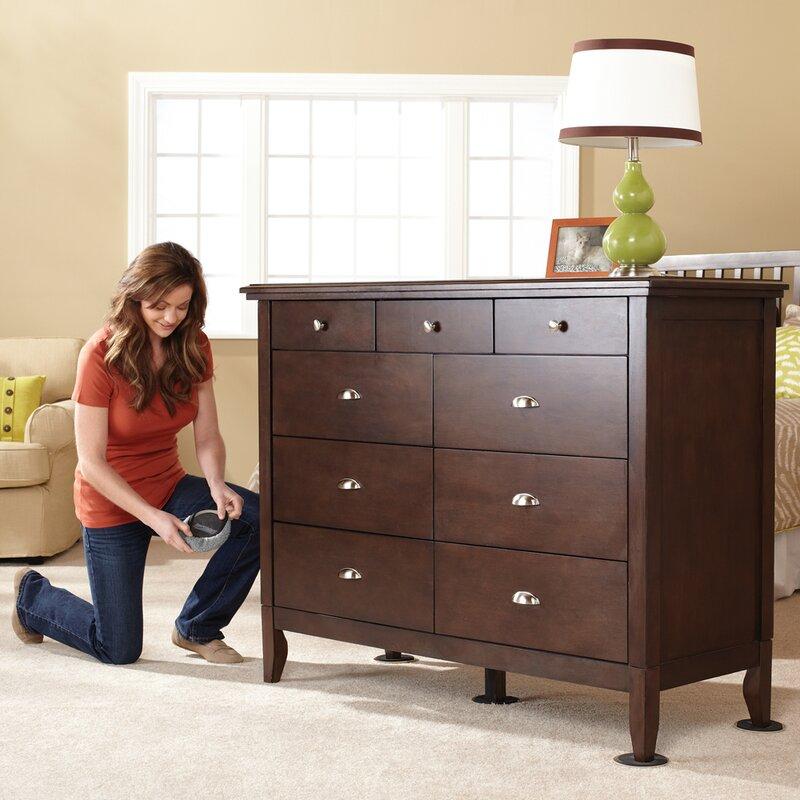 Super 8 Piece Reusable Furniture Movers Sliders Set