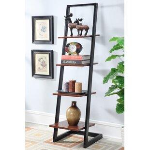Slanted Shelf Bookcase