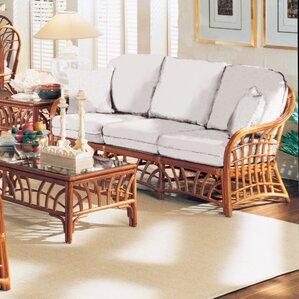 New Kauai Ariel Sunset Sofa by South Sea Rat..