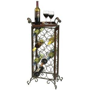 Butler 21 Bottle Floor Wine Rack by Howard Miller?