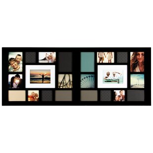 Gallery Solutions 22 Opening Collage Picture Frame