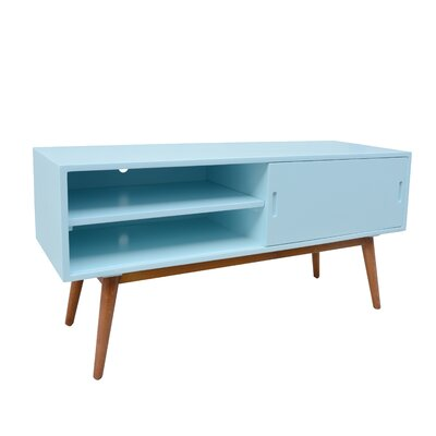 60 69 Inch Blue Tv Stands You Ll Love In 2019 Wayfair