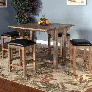 Waldron Extendable Dining Table by Loon P..