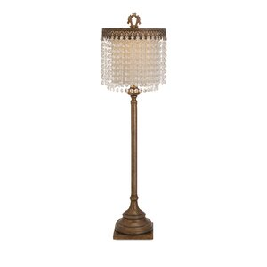 Maeveen Beaded 34.5″ Buffet Lamp