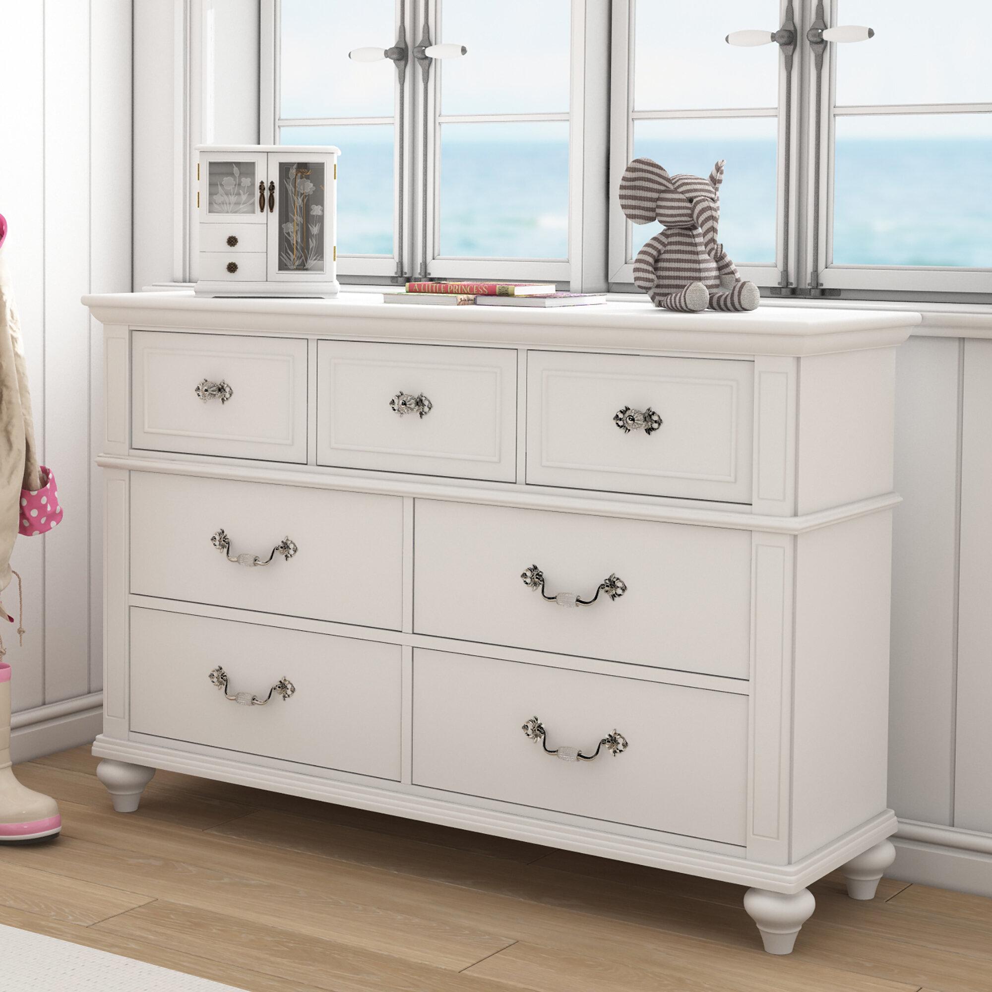 Viv rae lydia 7 drawer dresser reviews wayfair