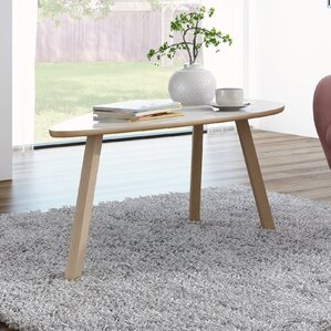 Blandford 3 Legs Triangle Coffee Table by Ge..