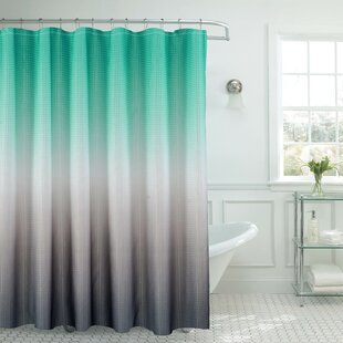 Modern Contemporary Turquoise Curtains And Drapes